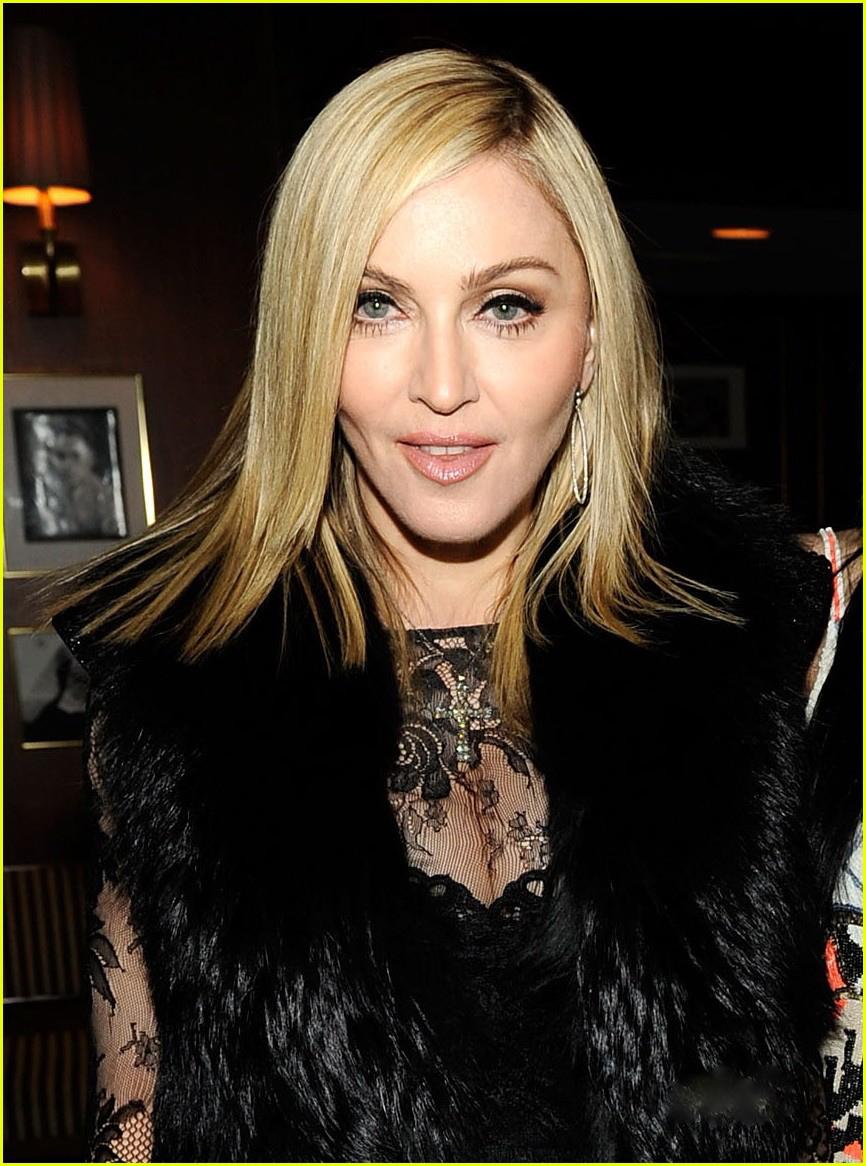 Madonna Lourdes Leon Vanity Fair Oscar Party 06 Time To Explore